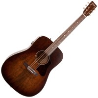 Photo ART & LUTHERIE AMERICANA QIT BOURBON BURST