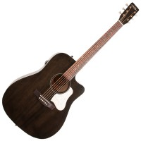 Photo ART & LUTHERIE AMERICANA CW QIT FADED BLACK