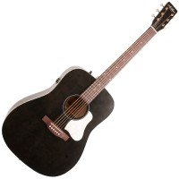 Photo ART & LUTHERIE AMERICANA QIT FADED BLACK