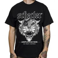 Photo SCHECTER T-SHIRT AMP TIGER - TAILLE M