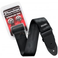 Photo DUNLOP PACK COURROIE ET STRAPLOCK