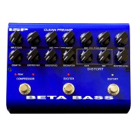 Photo ISP TECHNOLOGIES BETA BASS PREAMP PEDAL