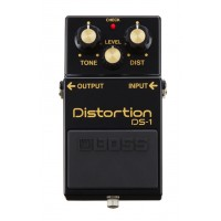 Photo BOSS DS-1-A4 DISTORTION - 40TH ANNIVERSARY
