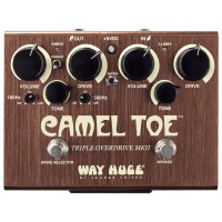 Photo WAY HUGE CAMEL TOE TRIPLE OVERDRIVE MKII