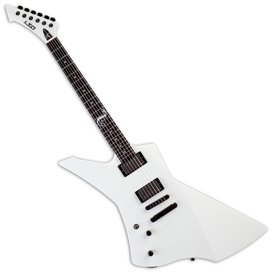 guitare gaucher metal