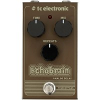 Photo TC ELECTRONIC ECHOBRAIN ANALOG DELAY