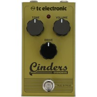 Photo TC ELECTRONIC CINDERS OVERDRIVE