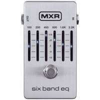 Photo MXR M109S SIX BAND EQ