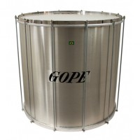 "Photo GOPE SU2460AL-CR - SURDO ALU 24"" CERCLE CHROME"