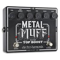 Photo ELECTRO HARMONIX METAL MUFF
