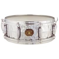 Photo GRETSCH DRUMS USA CUSTOM G4000 CUIVRE CHROME MARTELE 14X5