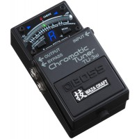Photo BOSS TU-3W CHROMATIC TUNER WAZA CRAFT