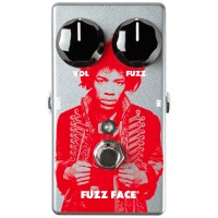 Photo DUNLOP JHM5 JIMI HENDRIX FUZZ FACE DISTORTION
