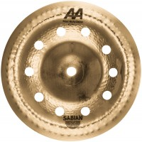 "Photo SABIAN AA MINI HOLY CHINA 8"" BRILLANTE"