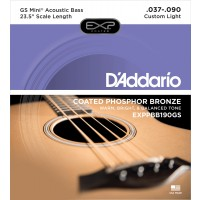 Photo D'ADDARIO EXPPBB190GS PHOSPHOR BRONZE EXP MINI BASSE