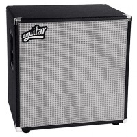 "Photo AGUILAR DB212-CB8 - BAFFLE 2X12"" CLASSIC BLACK 600W / 8 OHMS"