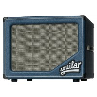 "Photo AGUILAR SL112-BB - BAFFLE 1X12"" BLUE BOSSA 250 WATTS / 8 OHMS"