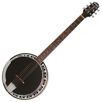 Photo EPIPHONE STAGEBIRD BANJO 6 CORDES ELECTRO