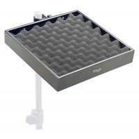 Photo STAGG PCTR-3030 BK - TABLE PERCUSSION 30X30