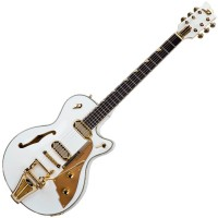 Photo DUESENBERG STARPLAYER TV PHONIC VENETIAN WHITE + ETUI
