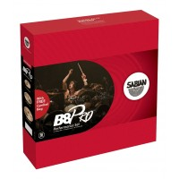 Photo SABIAN B8PRO PERFORMANCE SET + FREE CRASH 18""
