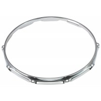 "Photo SPAREDRUM H30-14-10S - CERCLE 14"" 10 TIRANTS TIMBRE S. TRIPLE FLANGE 3.0MM"