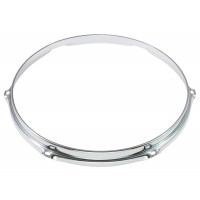 "Photo SPAREDRUM HS23-12-6 - CERCLE 12"" 6 TIRANTS S-STYLE TRIPLE FLANGE 2.3MM"