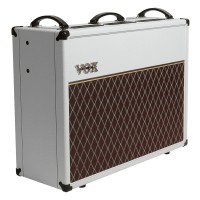 Photo VOX AC30C2 WHITE BRONCO LTD