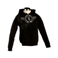 Photo GIBSON SWEAT CAPUCHE LOGO HOMME - M