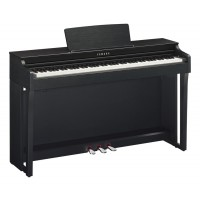 Photo YAMAHA CLP-625B CLAVINOVA NOYER NOIR