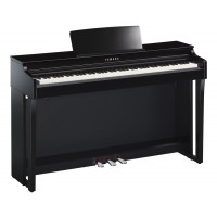 Photo YAMAHA CLP-625PE CLAVINOVA LAQUE NOIR