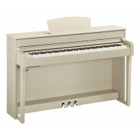 Photo YAMAHA CLP-635WA CLAVINOVA FRENE CLAIR