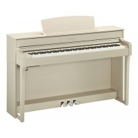 Photo YAMAHA CLP-645WA CLAVINOVA FRENE CLAIR