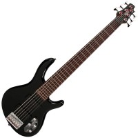 Photo CORT ACTION BASS VI PLUS BK BLACK