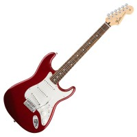 Photo FENDER STANDARD STRATOCASTER CANDY APPLE RED PF