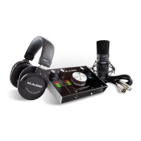 Photo M-AUDIO PACK M-TRACK 2X2 VOCAL STUDIO PRO