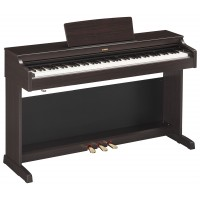 Photo YAMAHA YDP-163R PIANO NUMERIQUE COMPACT ROSEWOOD
