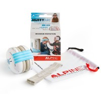 Photo ALPINE MUFFY BABY CASQUE DE PROTECTION BÉBÉ - BLUE