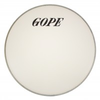 "Photo GOPE HWC250-11 - PEAU SABLÉE 11"" SUPER NYLON 0.250MM BLANCHE"