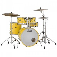 "Photo PEARL DECADE MAPLE 5 FÛTS ROCK 22"" SOLID YELLOW"