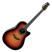 Photo OVATION LEGEND MID CUTAWAY SUNBURST