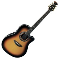 Photo OVATION LEGEND DEEP CONTOUR CUTAWAY SUNBURST