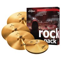 Photo ZILDJIAN A ROCK SET