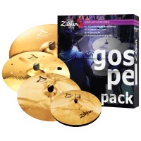Photo ZILDJIAN A CUSTOM GOSPEL SET