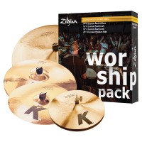 Photo ZILDJIAN K CUSTOM WORSHIP SET