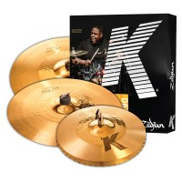 Photo ZILDJIAN K CUSTOM HYBRID SET