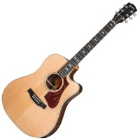 Photo GIBSON HUMMINGBIRD ROSEWOOD AG 2018 ANTIQUE NATURAL