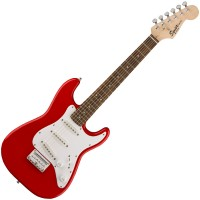 Photo SQUIER MINI STRAT TORINO RED V2