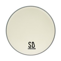 "Photo SPAREDRUM AS10CO - PEAU 10"" ALVERSTONE SABLÉE"