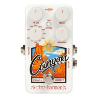Photo ELECTRO HARMONIX CANYON DELAY AND LOOPER